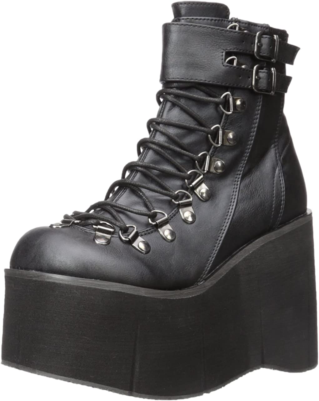 Demonia Women's KERA-21 Ankle Boot