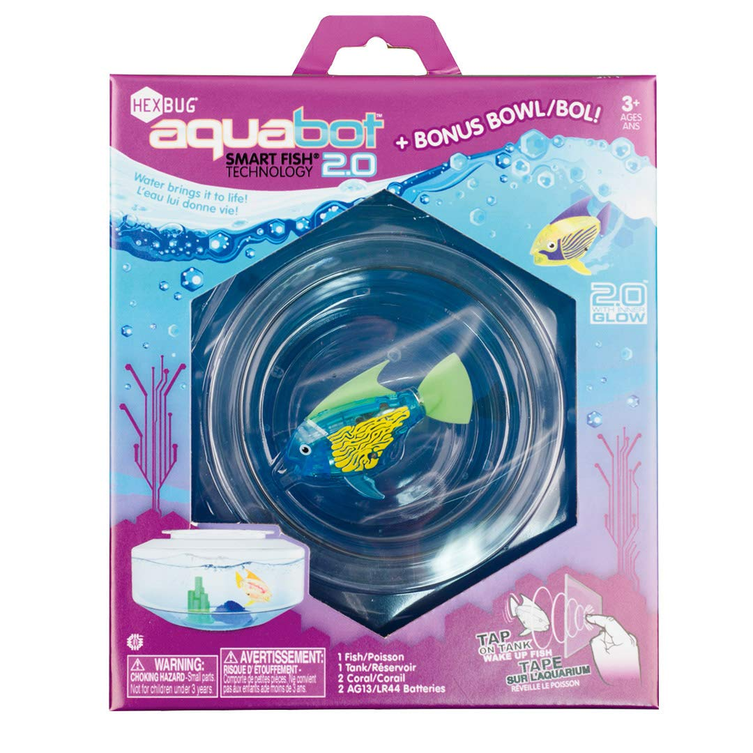 HEXBUG AquaBot 2.0 Deco with Bowl 460-4284