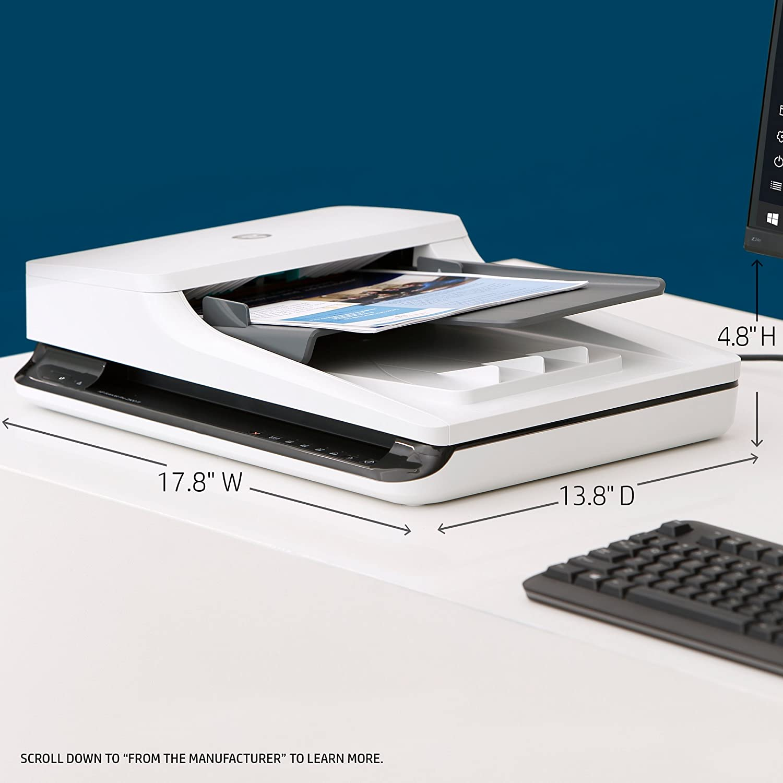 HP Scanjet Pro 2500/F1