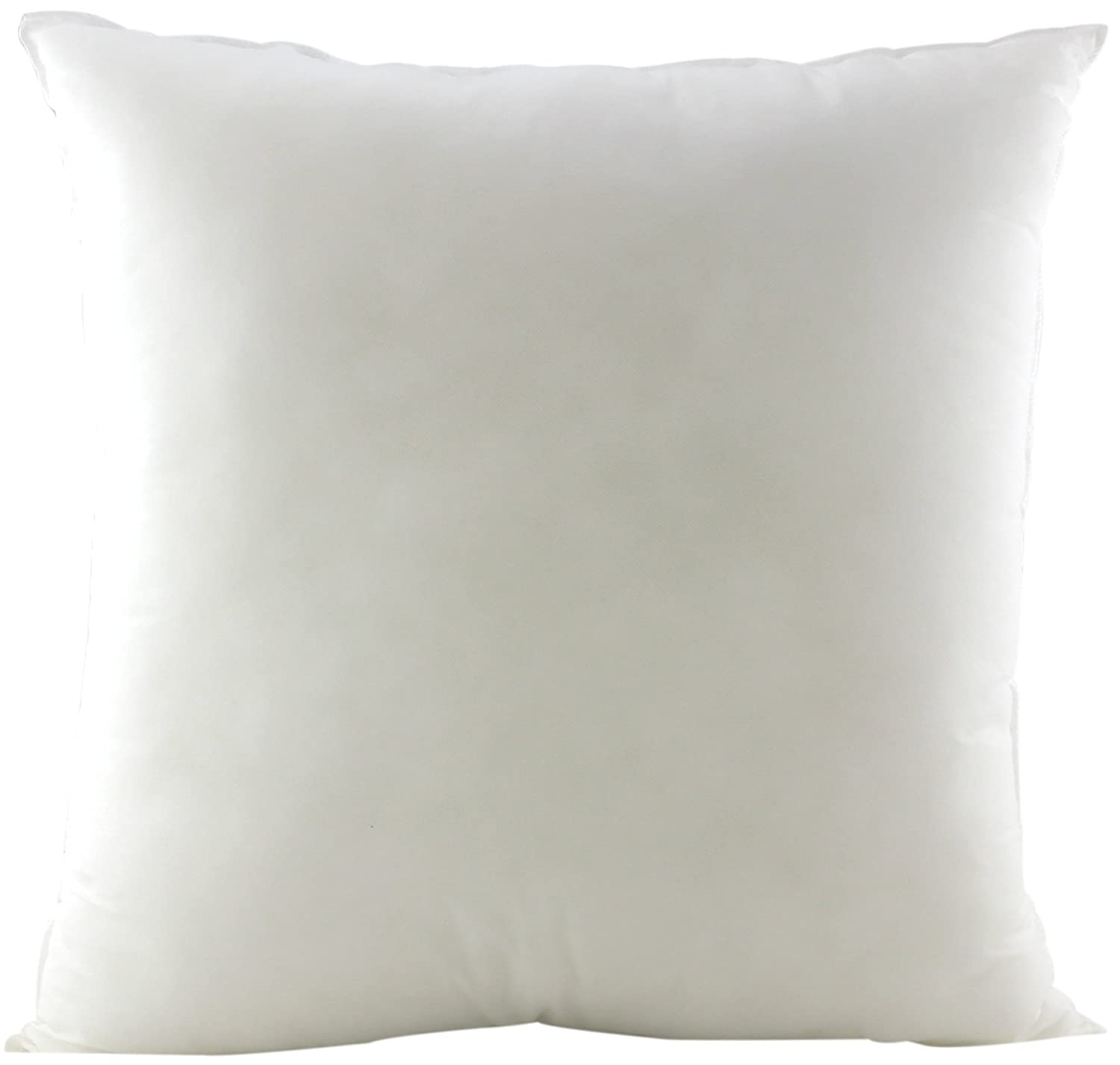 Pile of Pillows Form Insert Cushion-18X18-Inch-4 Pack 6610
