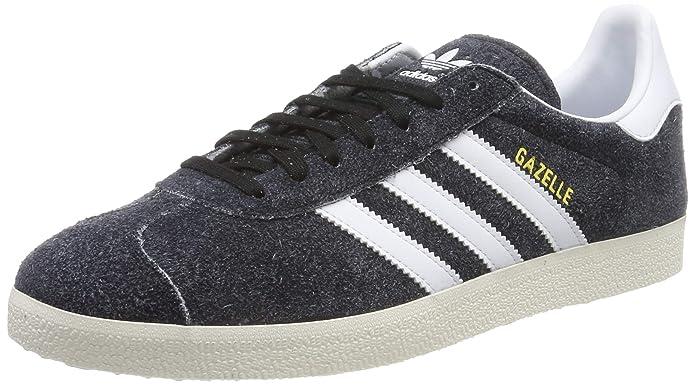 adidas Gazelle Sneaker Herren Schwarz (Core Black)