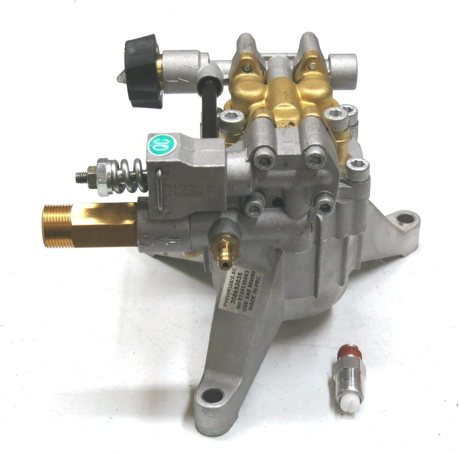 3100 PSI Upgraded POWER PRESSURE WASHER WATER PUMP Sears  580676641 580761010