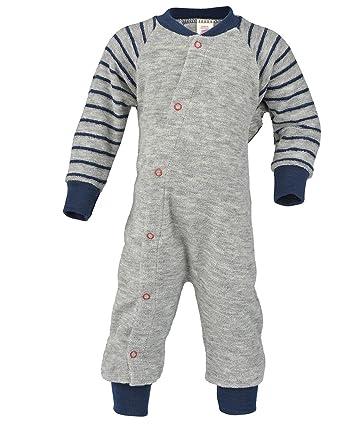 e4a599ea1fdfd2 Engel Natur, Baby und Kinder Schlafanzug Frottee, 100% Wolle: Amazon ...