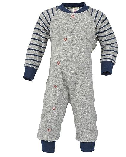 Infos für 5253c 452f9 Engel Natur, Baby und Kinder Schlafanzug Frottee, 100% Wolle ...