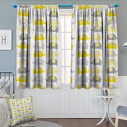 Amazoncom Chaneyhouse Nursery Waterproof Window Curtain