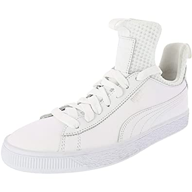 new style 1cbe5 d26e8 Amazon.com | PUMA Women's Basket Fierce Ep Leather Fashion ...