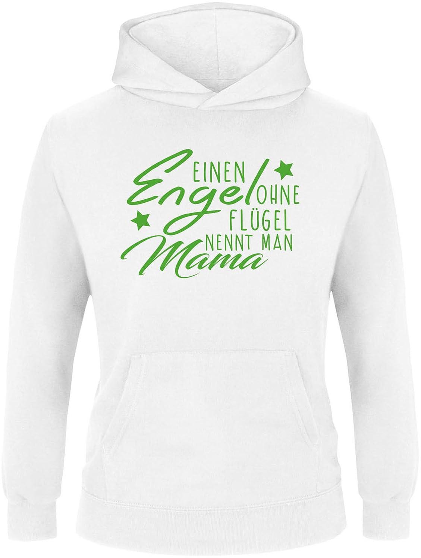 EZYshirt® Ein Engel ohne Flügel nennt man Mama Kinder Hoodie: Amazon.de:  Bekleidung