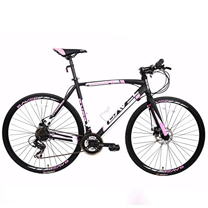 BAVEL Ultra Light Aluminum 21 Speed 700C Road Bike Racing Bicycle Shimano