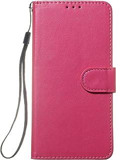 Lomogo Coque Sony Xperia XA, Housse en Cuir Portefeuille avec Porte Carte Fermeture par Rabat Aimanté Antichoc Étui Case pour Sony Xperia XA - LOYHU250606 L1