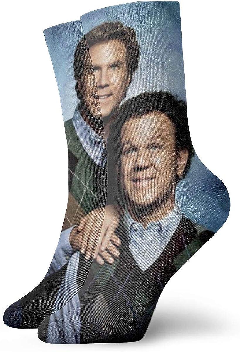 Step Brothers Socks Men /& Women Crew Socks Colorfu Socks 2