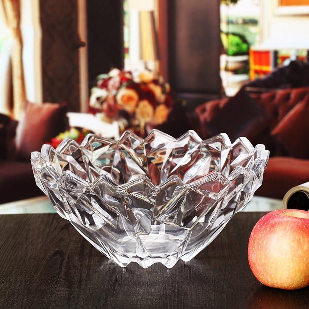 Amazon Com Modern European Style Glass Fruit Dish Coffee Table