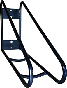 Velo Dock Wall Bike Rack | Bicycle Racks for Garage | Simple Space-Saving and Secure Bicycle Storage Rack for Home Garage or Commercial | Mountain and Fat Bike Size