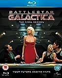Battlestar Galactica - The Final Season [Blu-ray] [Import anglais]