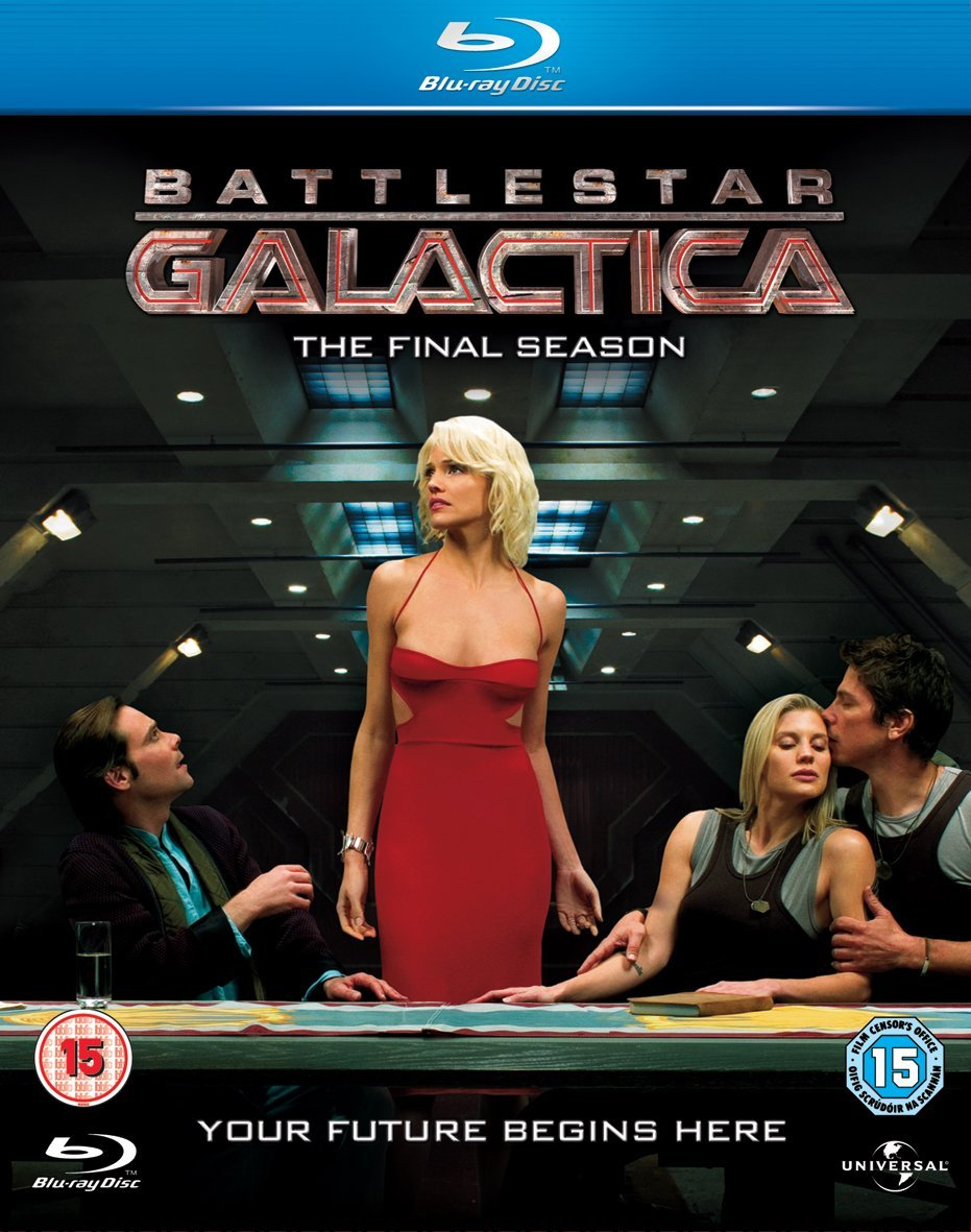Battlestar Galactica: The Final Season [Region-Free][Blu-ray] by Universal Pictures