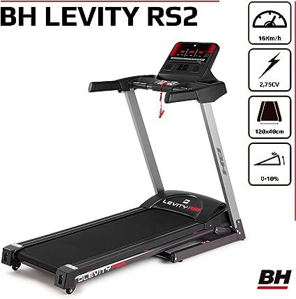BH Fitness Levity RS2 Cinta de Correr, Unisex-Adult, Talla Única ...