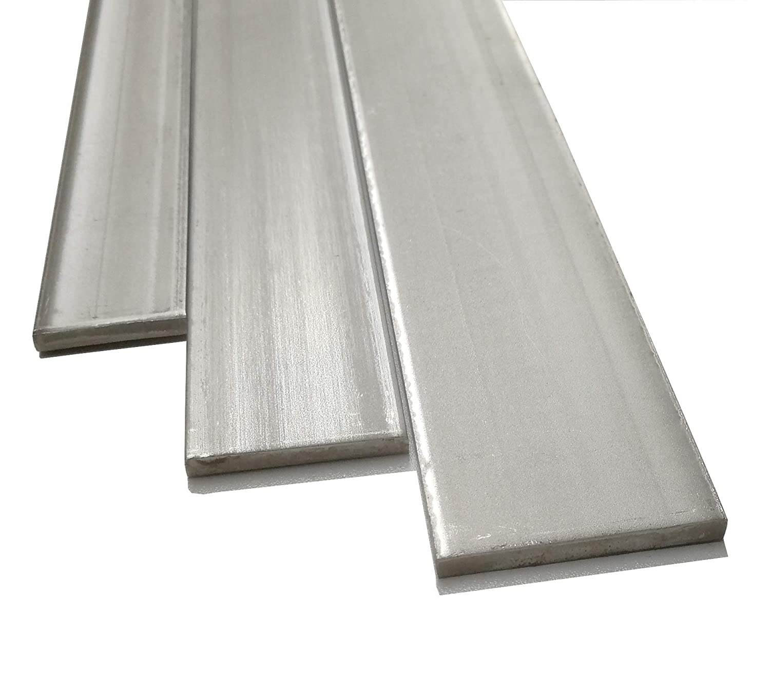 Stainless Steel 1 to 3mm Brushed 1000mm 1500mm 1.4301 v2a Blanks Plate