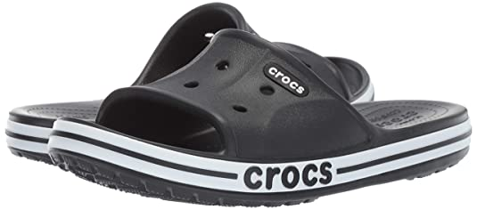24bf0062c575 Crocs Unisex-Adult Men s   Women s Bayaband Slide Slide Sandal  Amazon.ca   Shoes   Handbags