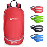Bubw 2-in-1 Packable Backpack