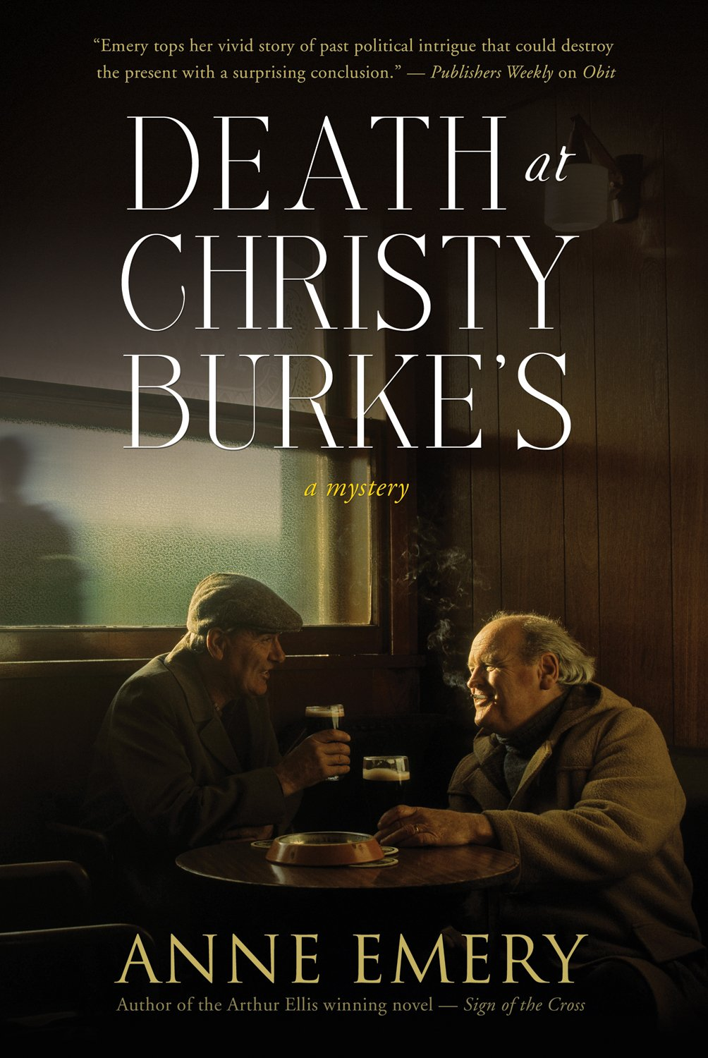 Death at Christy Burke's (A Collins-Burke Mystery) pdf