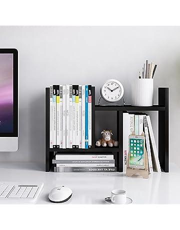 Groovy Desktop Shelves Office Shelves Shop Amazon Com Download Free Architecture Designs Estepponolmadebymaigaardcom