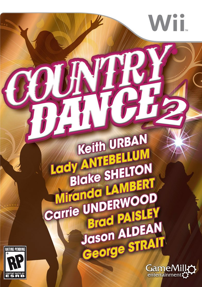 Country Dance 2 - Nintendo Wii
