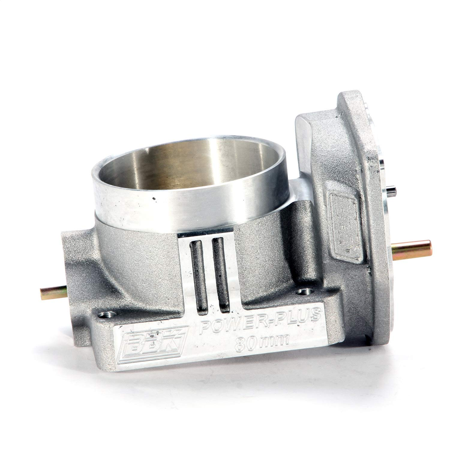 BBK 1759 80mm Throttle Body - High Flow Power Plus Series for Ford 5.4L F Series Truck And Expedition by BBK Performance