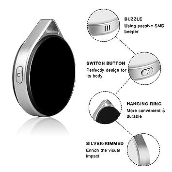 SmartElite Bluetooth 4 0 Tracking Device, Anti-lost Tracker