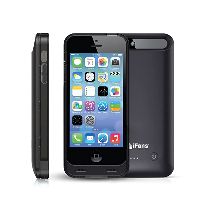 custodia cover batteria iphone 5s