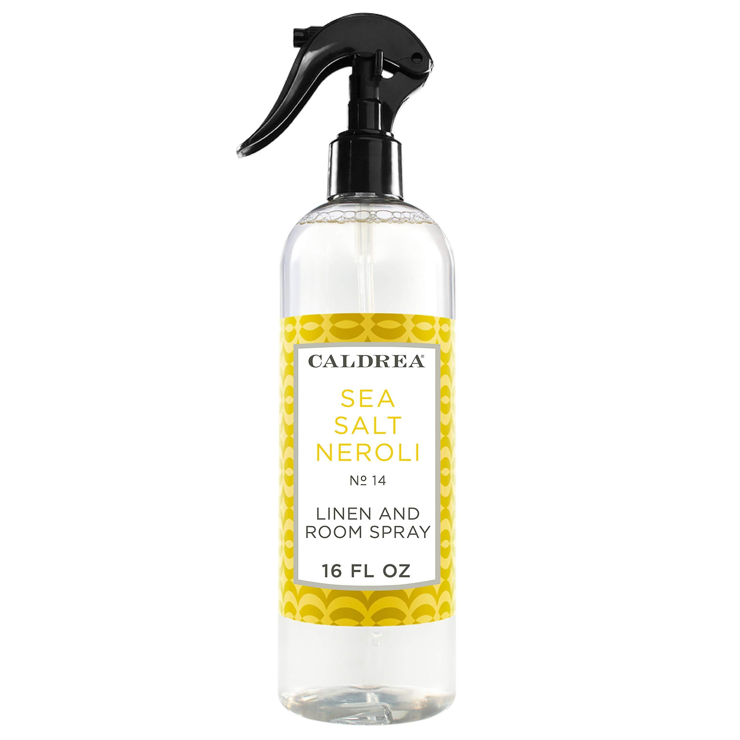 Caldrea Sea Salt Neroli Linen and Room Spray Air Freshener 16 oz by Caldrea (Image #1)