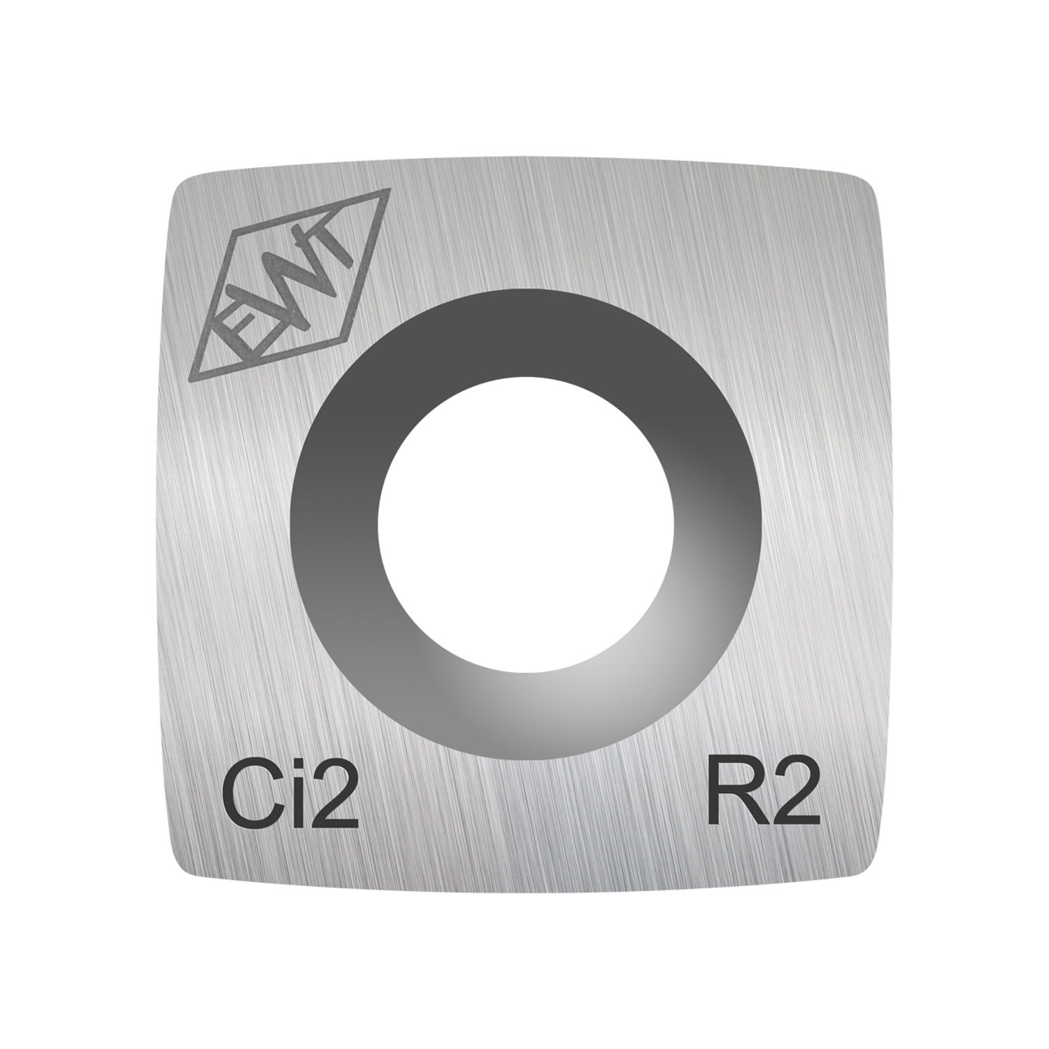 Authentic Easy Wood Tools Ci2-R2 Carbide Replacement Cutter with 2'' Radius for Easy Start, Mini and Mid Midi Roughers Lathe Woodturning Tools Ci2-R2