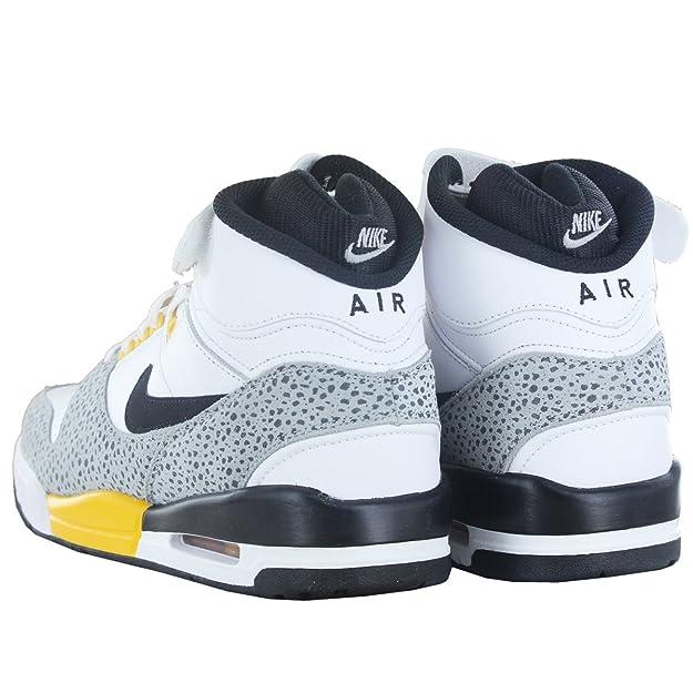 9de233394c397 Amazon.com | Nike Mens Air Revolution 7 M US White/Black/Grey ...