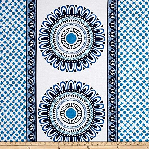 - Michael Miller Suzette Stripe Blue Fabric