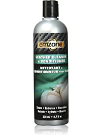 emzone Leather Cleaner & Conditioner – 375 mL