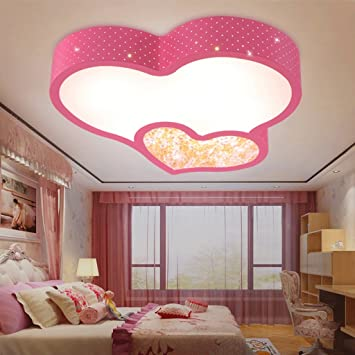 Image Unavailable Not Available For Color Ceiling Light Simple Children Room Girl Bedroom Romantic