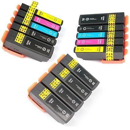33 Cartuchos de Tinta 33XL compatibles con impresoras Epson ...