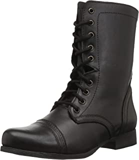 f24006a6007 Steve Madden Women s Troopa Lace-Up Boot