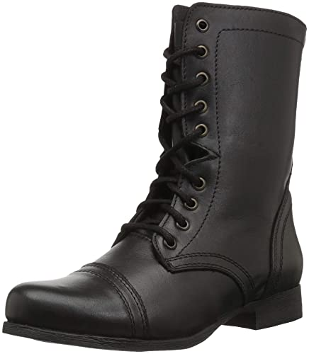 634733d35bb6 Steve Madden Women s Troopa Lace-Up Boot