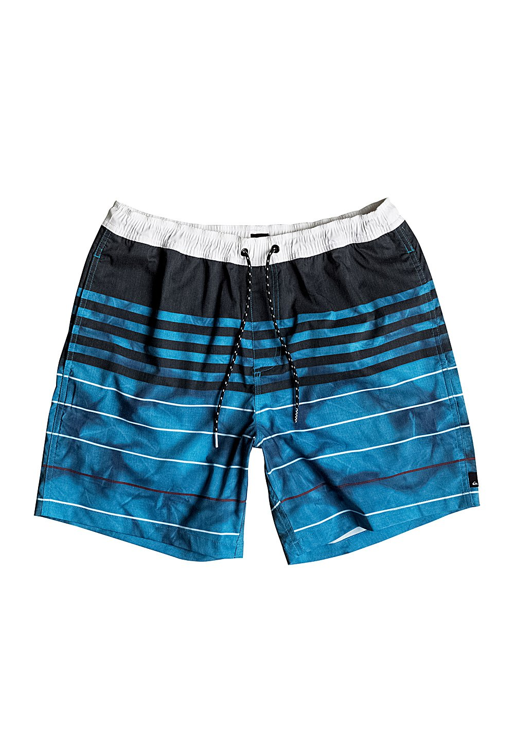 Herren Boardshorts Quiksilver Swell Vision Volley 17 Boardshorts