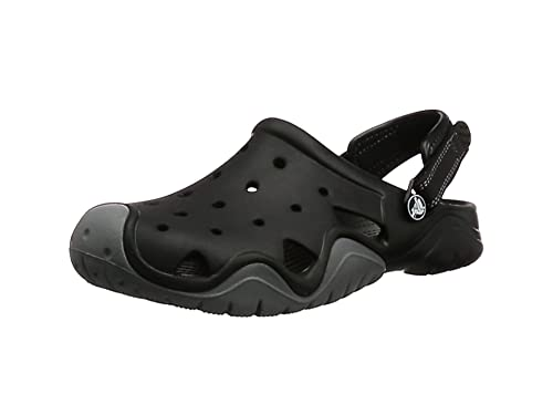 1a8a250434c36 Crocs Swiftwater Men Clogs: Amazon.co.uk: Shoes & Bags