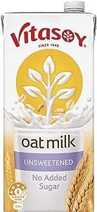 Vitasoy Unsweetened Long Life Oat Milk 1L