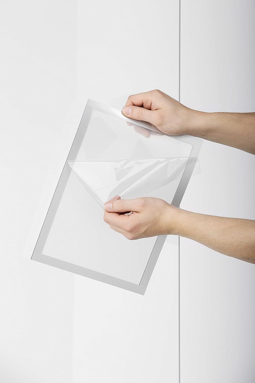 Durable 500401 500401 500401 Info-Rahmen Duraframe Poster Sun (A2, Plakatrahmen für Schaufenster) 1 Stück schwarz 17c9a8