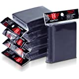 500 Pcs Card Sleeves Toploaders for Trading Card, Sports and Game Cards, Penny Card Protectors Fit for Standard Cards, MTG an