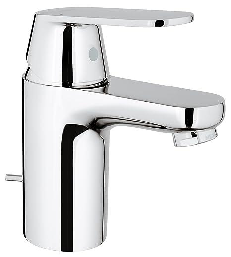 GROHE 3282500L | Eurosmart Cosmopolitan Basin Mixer Tap: Amazon.co ...