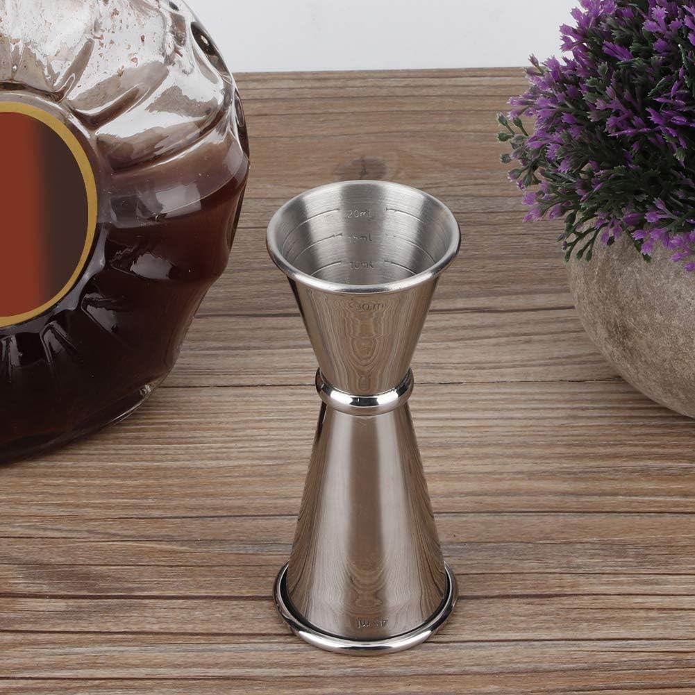 Leyee Cocktail-Shaker aus Edelstahl 30//45 ml