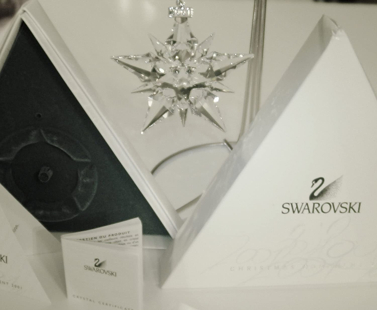Swarovski christmas ornament 2004 - Swarovski Christmas Ornament 2004 58