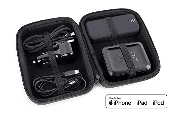 Amazon.com: El kit de batería TYLT Power Essentials incluye ...