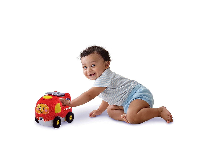 VTech - Tito, camión de Bomberos (3480-188322): Amazon.es: Juguetes y juegos