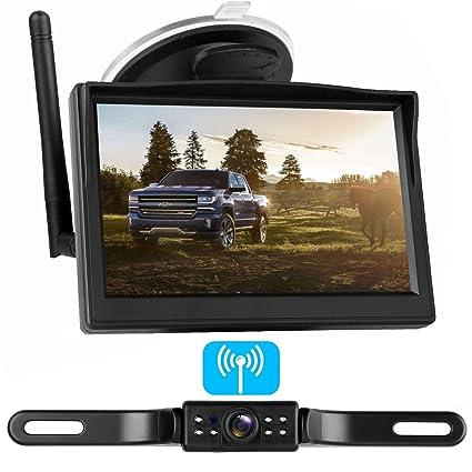 Surprising Amazon Com Leekooluu Digital Wireless Backup Camera System For Car Wiring 101 Israstreekradiomeanderfmnl