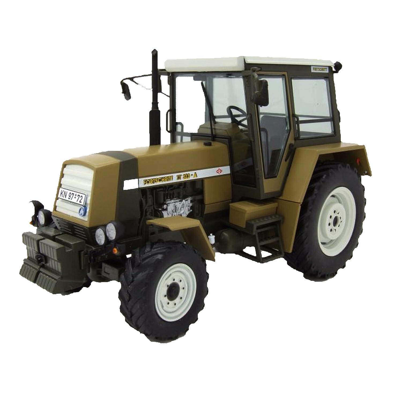 Schuco Schuco Schuco 450780400 Fortschritt ZT - Tractor (Escala 1:32) af2db9