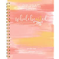 Wholehearted: A Coloring Book Devotional, Premium Edition